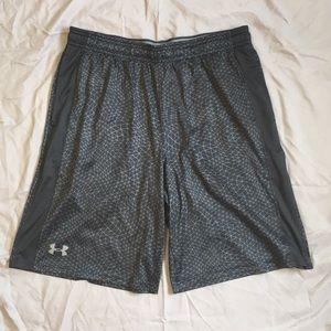 Under Armour Performance Basketball Shorts: Large